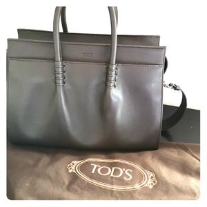 Tod's Classic Perfect Work Bag